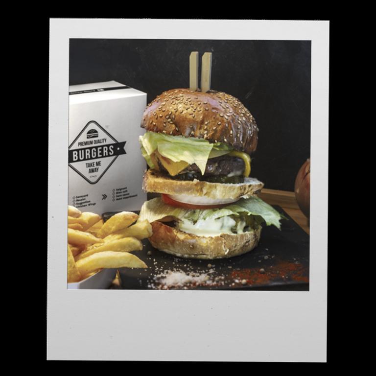 Le Burger Maousse