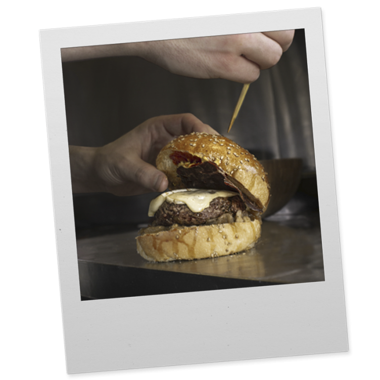 La conception du Burger