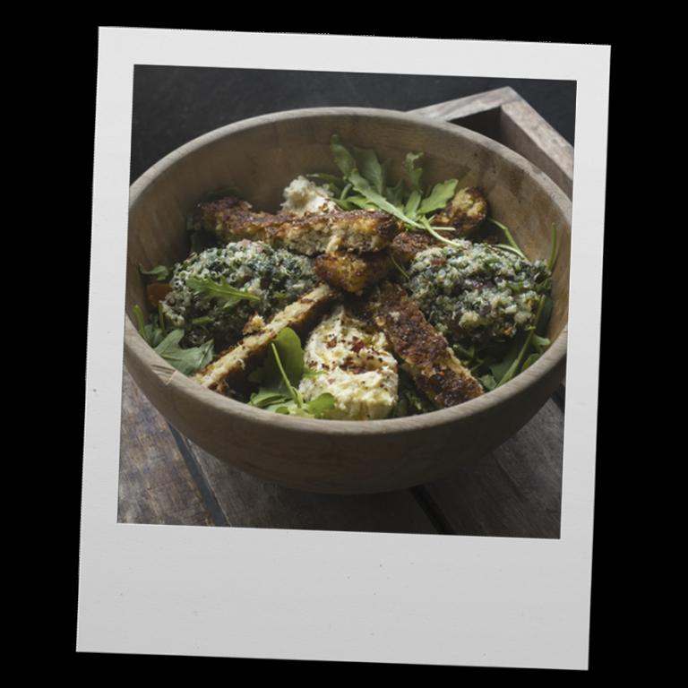 La Salade Libanaise